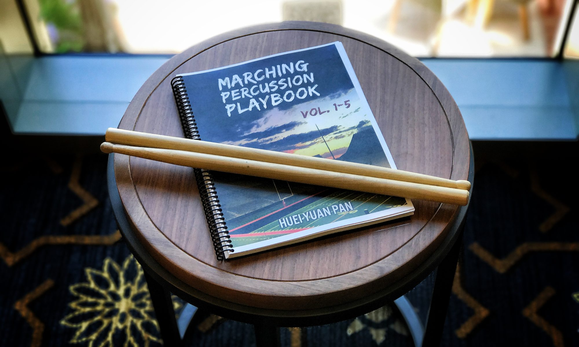 Marching Percussion Playbook